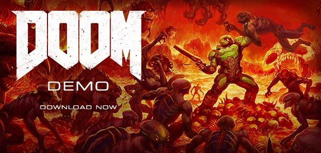 Doom Demo limitiert