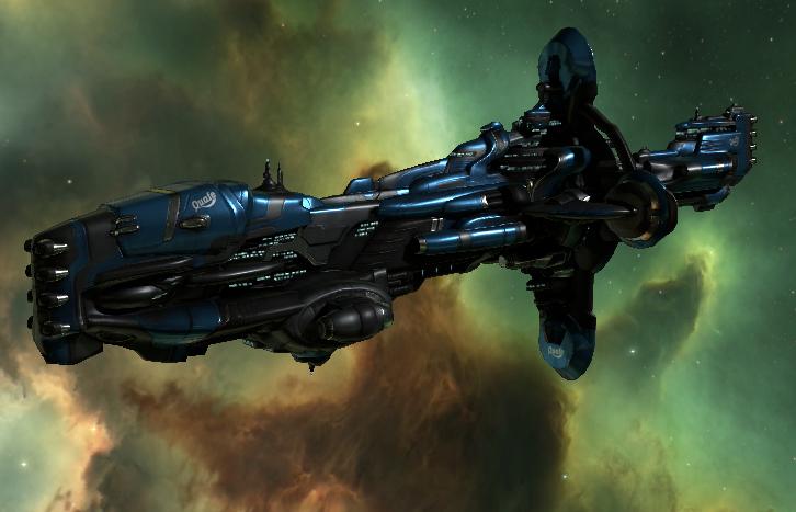 EVE Online Hyperion Skin