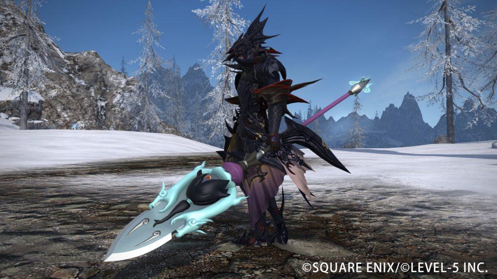 Final Fantasy 14 Yo-Kai Weapon 2