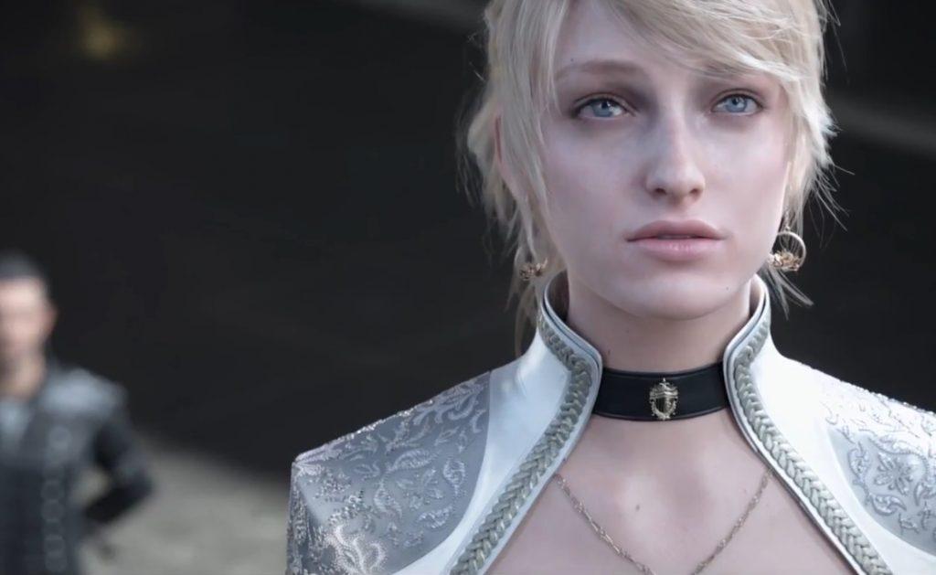 Final Fantasy XV Kingsglaive Movie 2