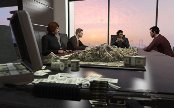 GTA 5 Online Geld CEO
