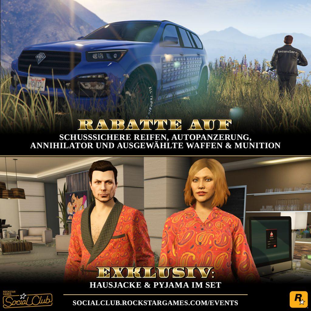 GTA 5 Online Angebote