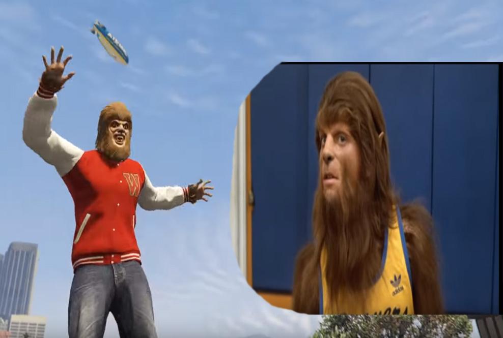 GTA 5 Online Teenwolf Vergleich