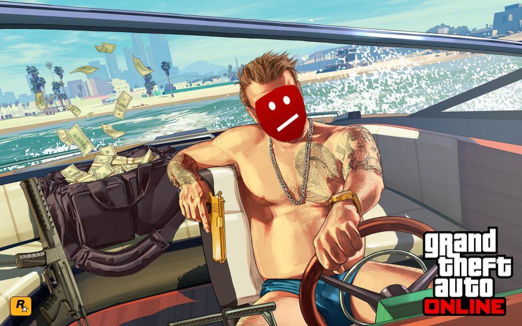 GTA 5 Online Photoshop Philipp