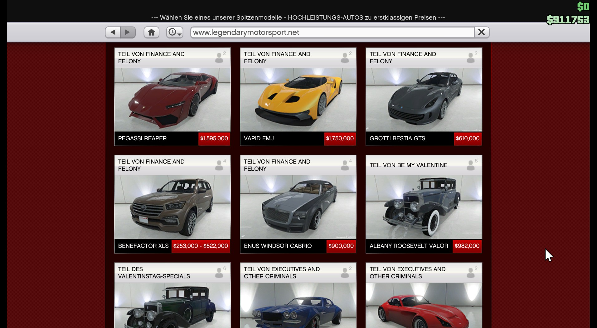 New Cars Gta  Offline
