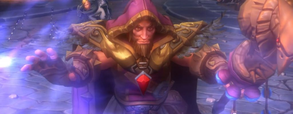 "Heroes of the Storm: Bannwelle erwischt ""Afkler und Feeder"""
