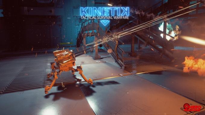 Kinetik Geschütz