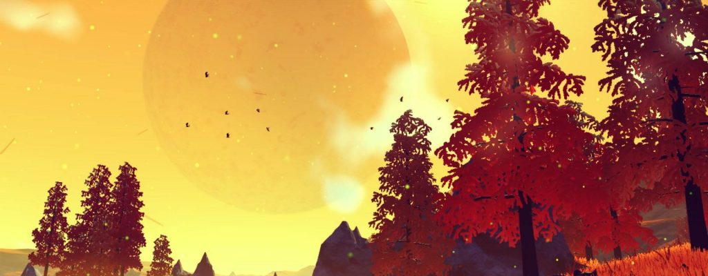 No Man's Sky goes Gold: Space-Survival-Game ist fertiggestellt