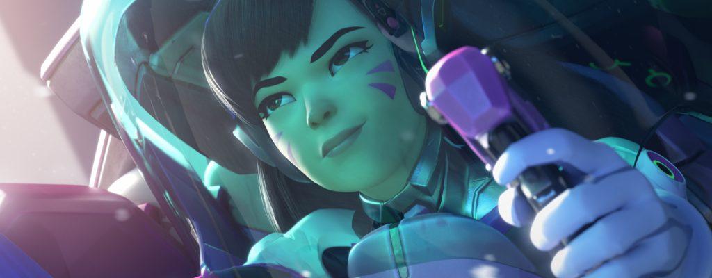 Overwatch: Patchnotes 1.7 – D.Va und Ana werden generft, Sombra gebufft!