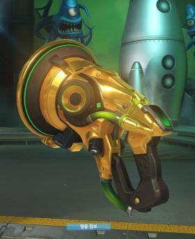 Overwatch Golden Weapon Lucio