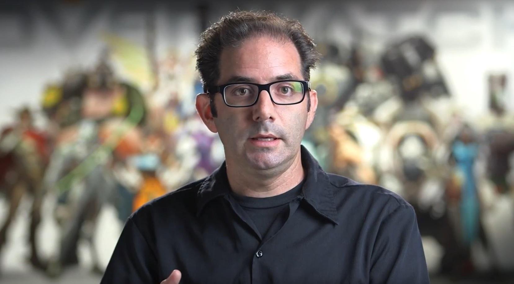 Overwatch Jeff Kaplan Game Director