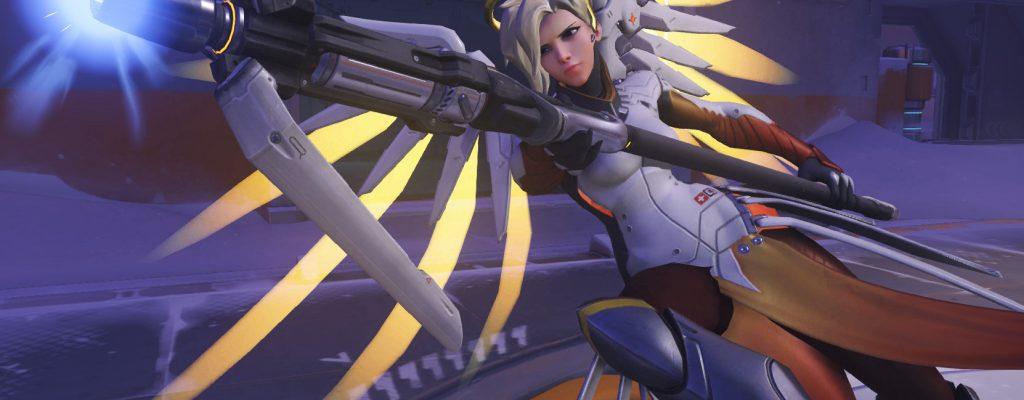 Overwatch: Mercy-Buff mit schlimmen Folgen – PotGs der Woche