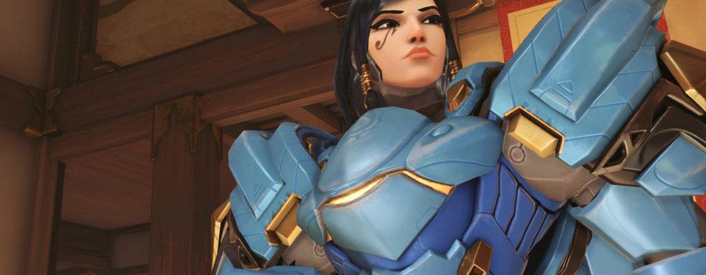 Overwatch: Ist Pharah die Tochter von Reinhardt?