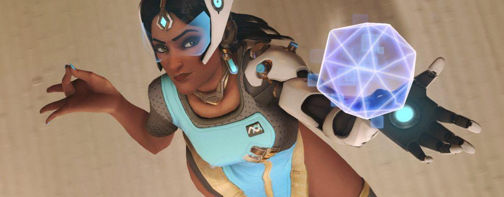 Overwatch: Langsam wird's irre – Symmetra mit Mikrowelle gespielt