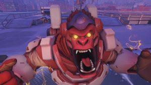 Overwatch Winston Primal Rage