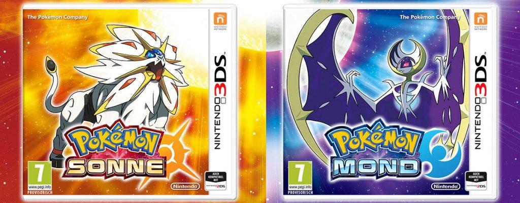 Pokémon Sonne und Mond Release – Darum freue ich mich drauf, als wäre ich wieder 11 Jahre alt!