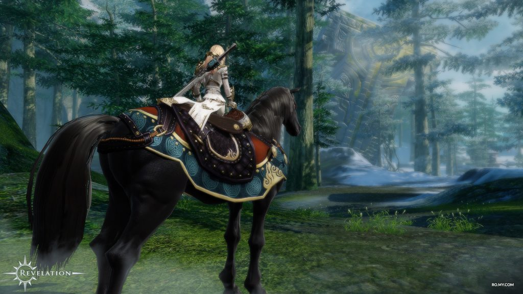 Revelation_Online_Screenshot Horse
