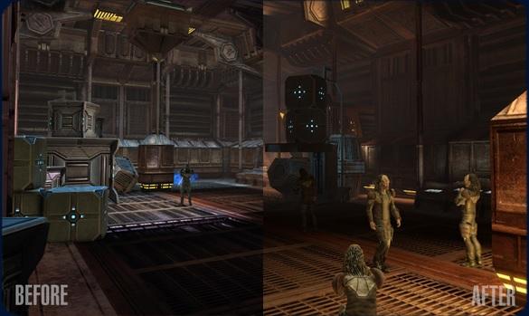 Star Trek Online Vorhernachher Licht 1