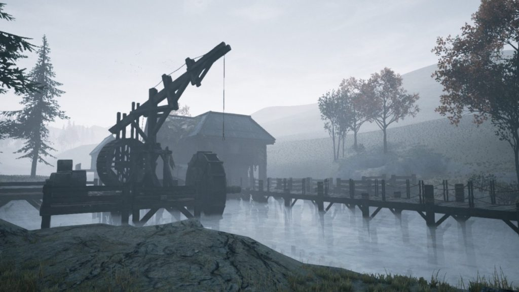 The Black Death Laketown