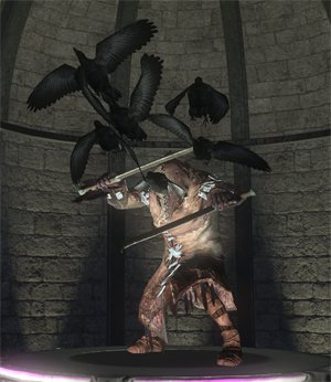 The Secret World Museum Raven Monster