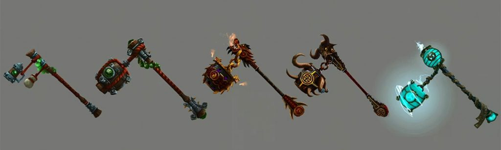 WoW Legion Artifact Monk Fu Zan