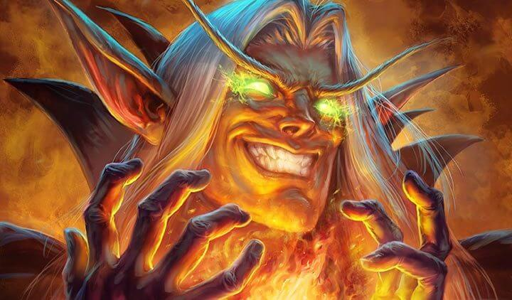 WoW Legion Doomsayer Artwork