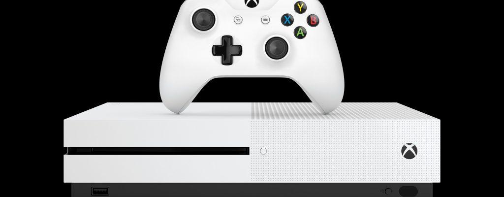 Tausch-Aktion: Neue Xbox One S für 60€, Eure alte Xbox und 2 Games