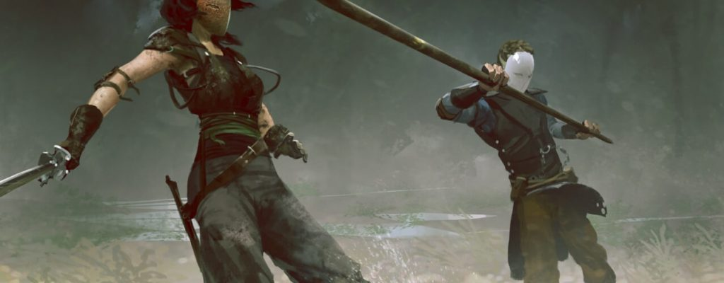 Absolver: PvP-Duelle und individuelle Kampfstile im Gameplay-Video