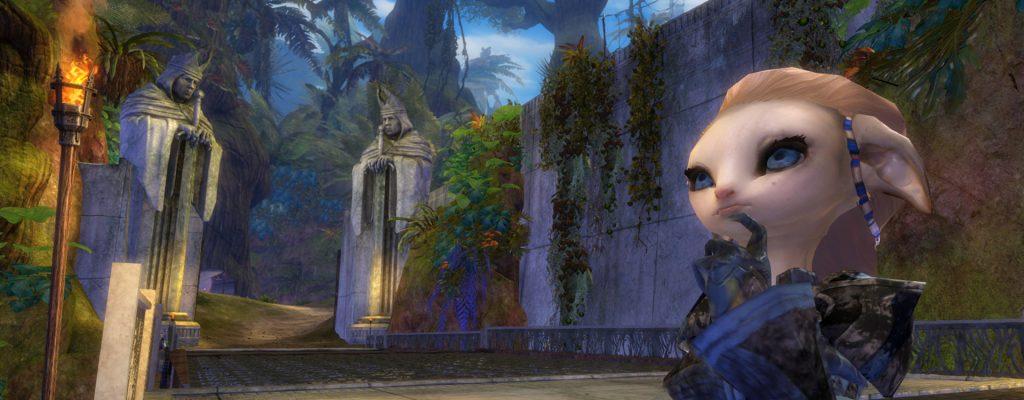 Guild Wars 2: Festung der Treuen – Im dritten Raid-Flügel gibt's MOBAs, Wichtel und Wargs!