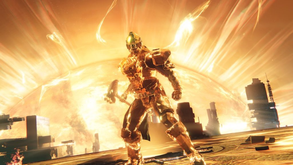 destiny titan sonnenbrecher