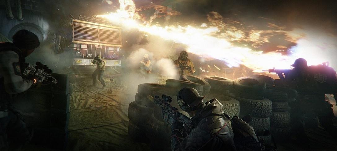 division-untergrund-feuer