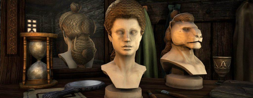 The Elder Scrolls Online: Stylt euch mit dem neuen DLC ab Montag – Die Haare schön!