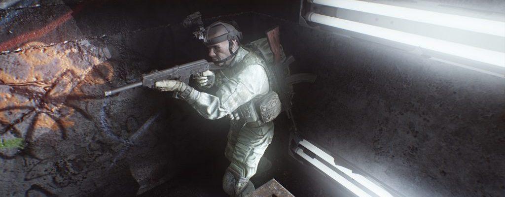 Escape from Tarkov: Neuer Trailer zeigt taktisches Gameplay vom MMO-Shooter