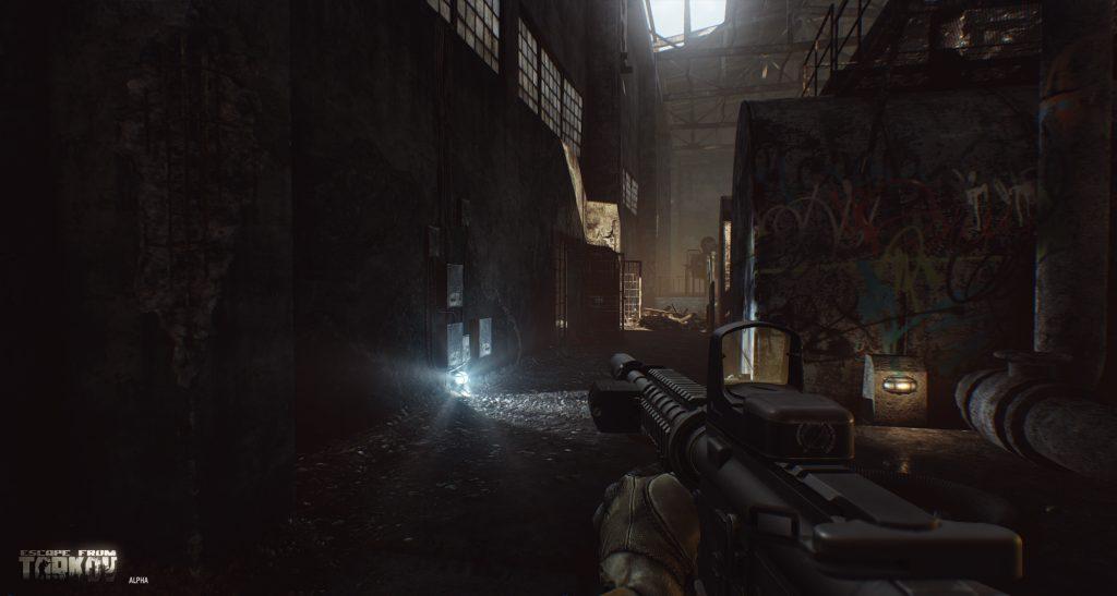escape from tarkov screenshot alpha 2