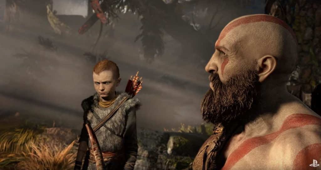god of war 4 2