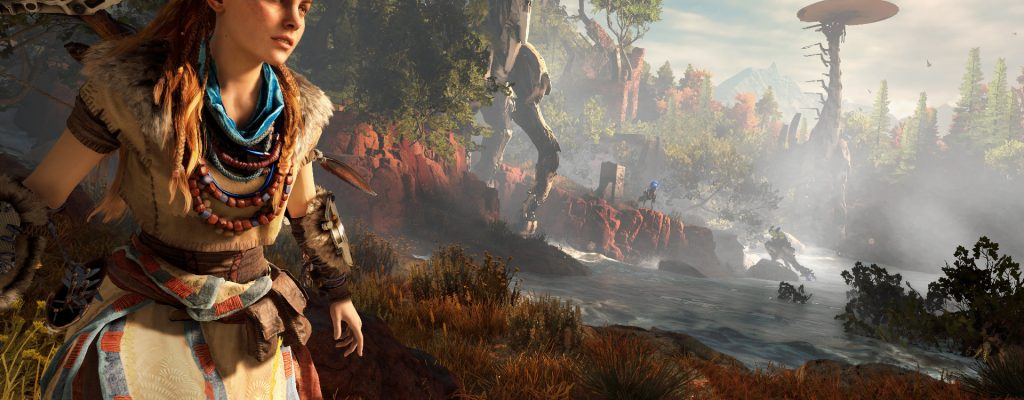 Horizon Zero Dawn: Gameplay-Video von der E3 2016