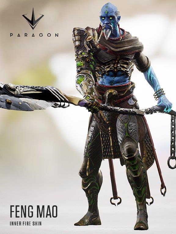 paragon-feng mao