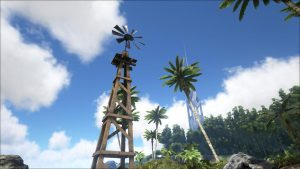 ARK Primitive Plus Windmill