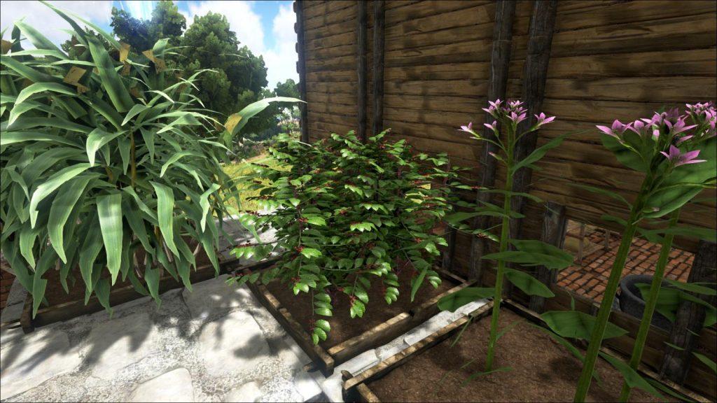 Ark Primitive Plus Plants