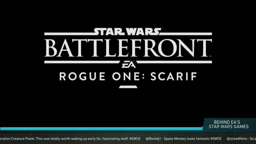 Battlefront Rogue One Title