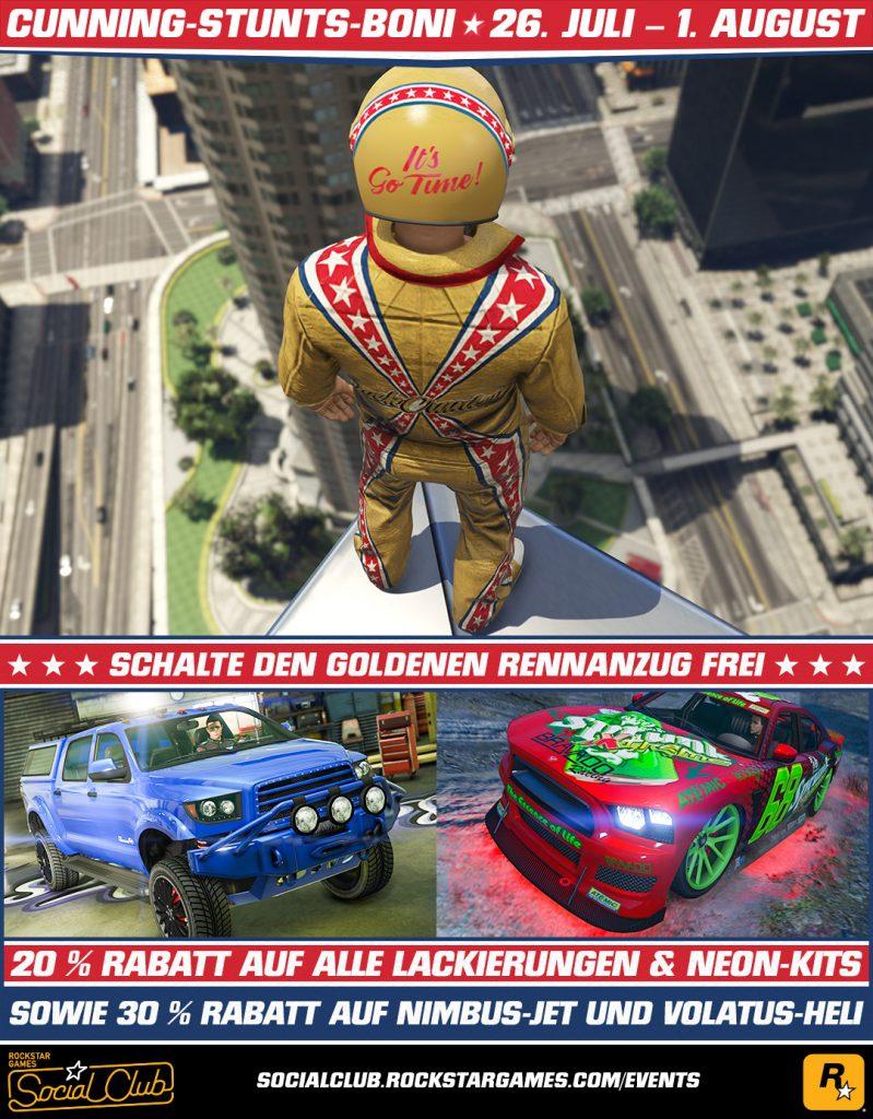 GTA 5 Online Rabatte
