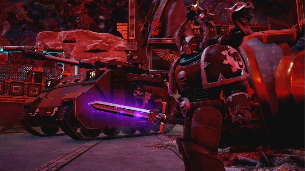 Eternal Crusade Chaos Spacemarine