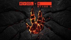 Evolve Stage Up Header