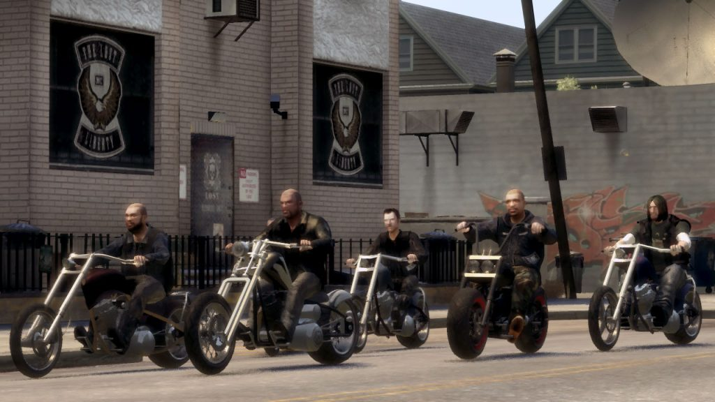 GTA 5 Online Motorräder Motorrad