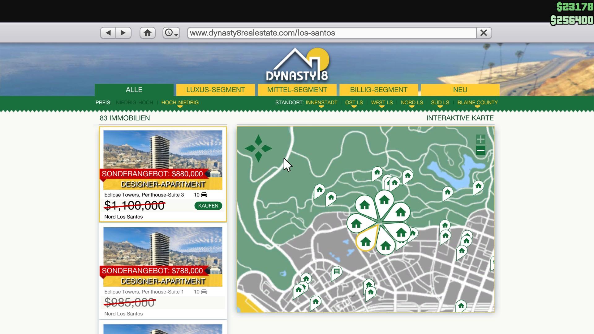 Gta Online Immobilien Verkaufen