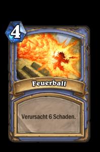 Hearthstone Feuerball