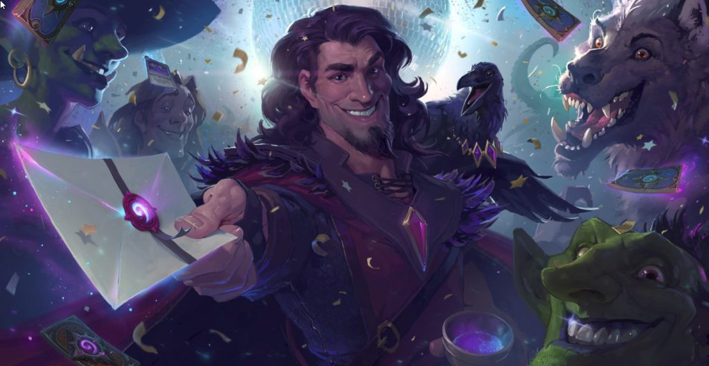 Hearthstone-Medivh-Party