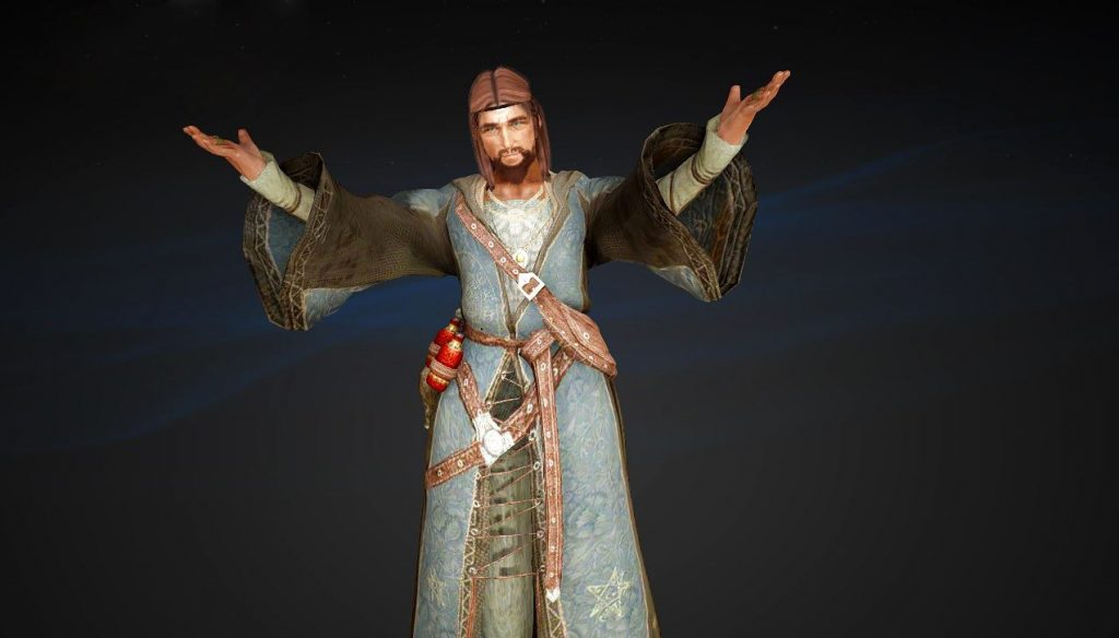 Jesus Template Black Desert