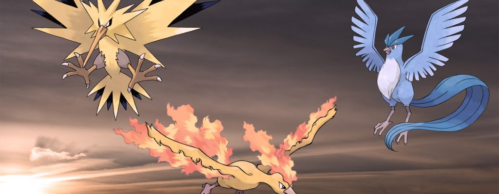 Pokémon GO: Legendäre Pokémon als Shinys? Lugia, Zapdos, Lavados, Arktos