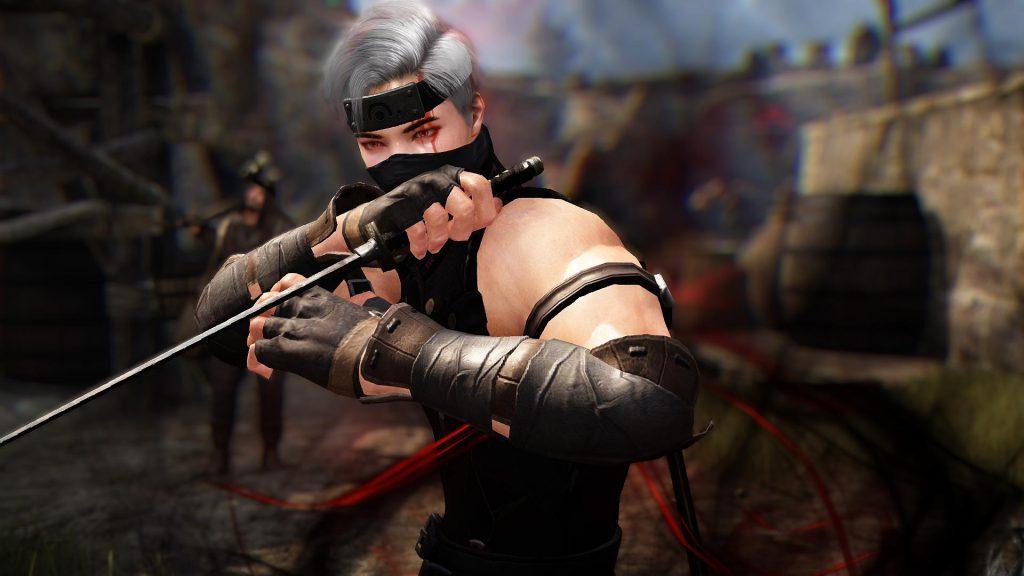 Ninja-Black-Desert
